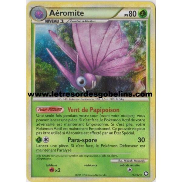 Aéromite Pokemon Go