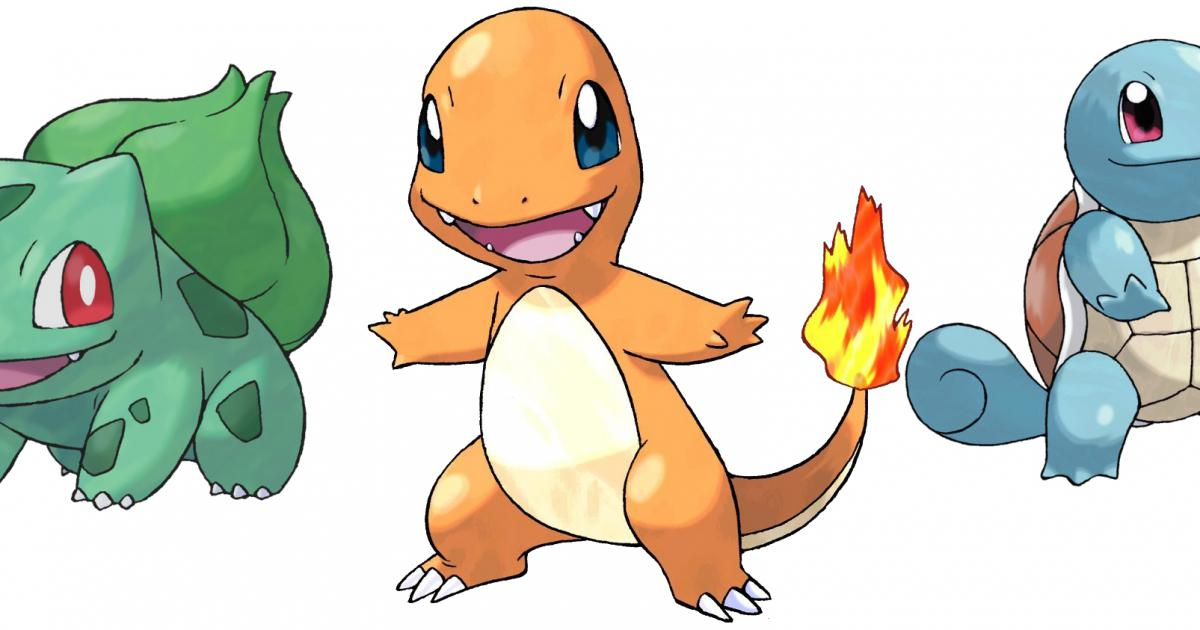 Carapuce Pokemon Go
