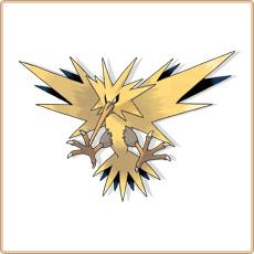 Electhor Pokemon Go  Vibrac