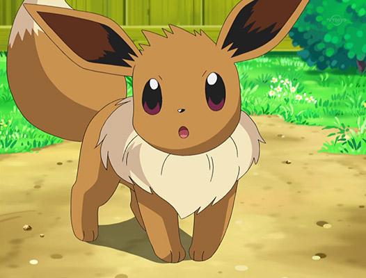 Evoli Ile-de-france Pokemon GO