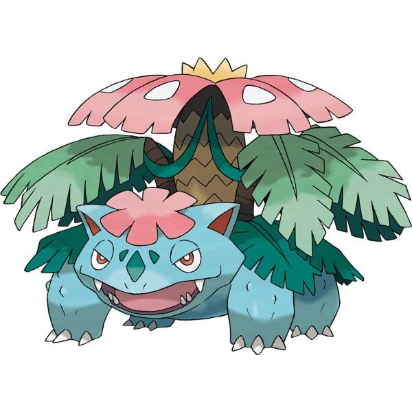 Florizarre Ile-de-france Pokemon GO