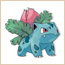 Herbizarre Pokemon Go  Bazemont