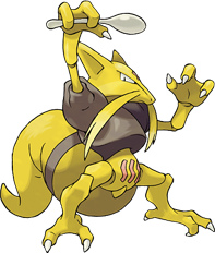Kadabra Pokemon Go  Vibrac