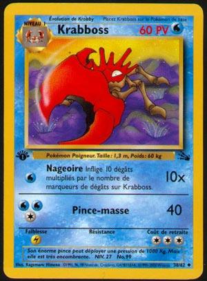 Krabboss Poitou-charentes Pokemon GO