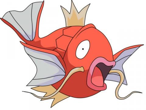 Magicarpe Basse-normandie Pokemon GO