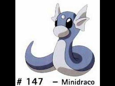 Minidraco Pokemon Go