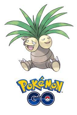 Noadkoko Pokemon Go