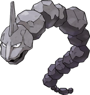 Onix Pokemon Go