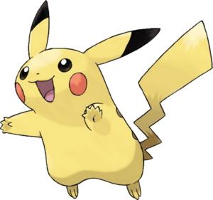 Pikachu Pokemon Go  Bazemont