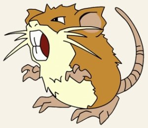 Rattatac Pokemon Go  Bazemont