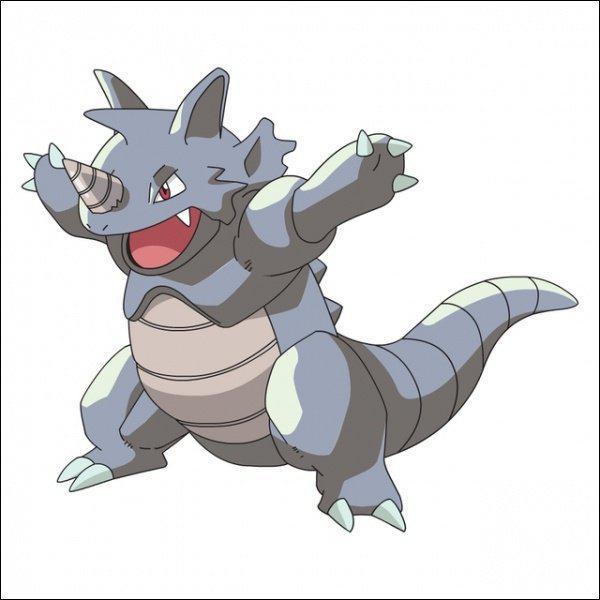 Rhinoféros Pokemon Go