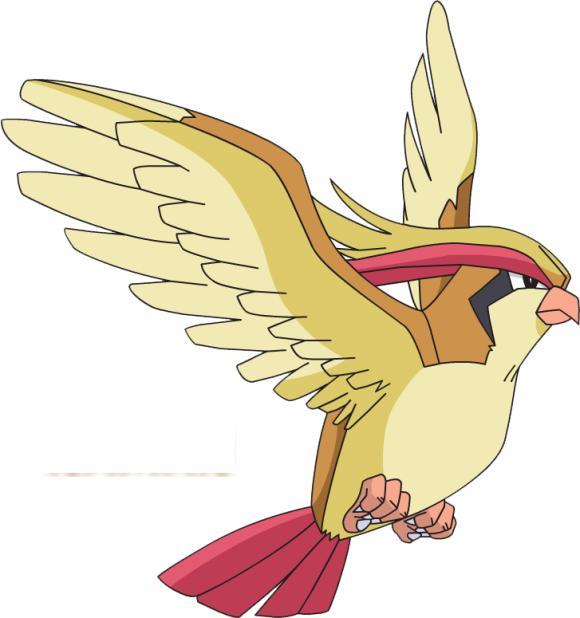 Roucarnage Basse-normandie Pokemon GO