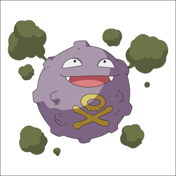Smogo Pokemon Go