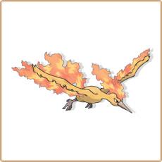 Sulfura Pokemon Go  Saint-jean-de-la-forêt