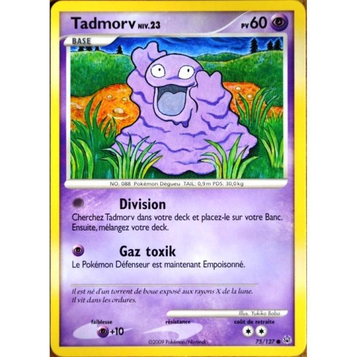 Tadmorv Basse-normandie Pokemon GO